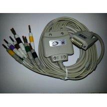 İthal  Ekg Cihazı Kablosu